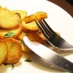 Bratkartoffeln aus vorgekochten Kartoffeln