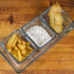 Classic Fish & Chips mit Sauce Tartar