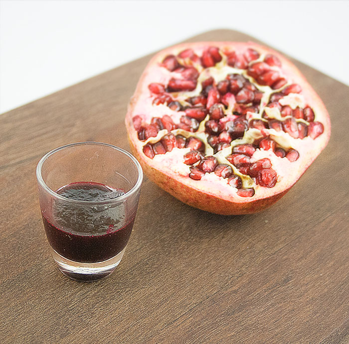 Granatapfel-melasse