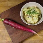 Kartoffelsalat mit Dillmayonnaise