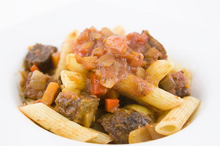Meatball-paprika-sauce